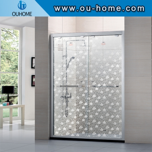 PET Decorative Moisture Proof Furniture Paint Protection Film For Shower Room