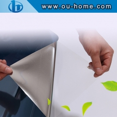 Self Adhesive PET Cling Car Window Film,Solar Window Film