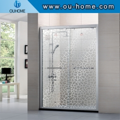 Household Shower Room Protective Film Explosion-proof PET Bathroom Glass Film