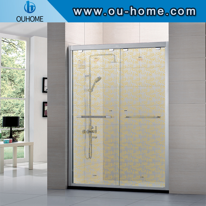 Self-adhesive Explosion-proof Film Manufacturer Bathroom Clear Security Glass Film