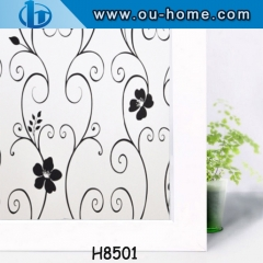 Manufacturer Stained Precut Window Tint Window Privacy Film