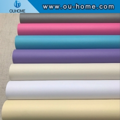 Solid Color Vinyl Wall Stickers Home Decor Wallpaper Removable Furniture Decorative Films