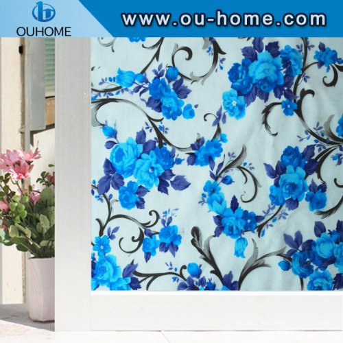 H22046 3D Static Decorative Window Protective Film