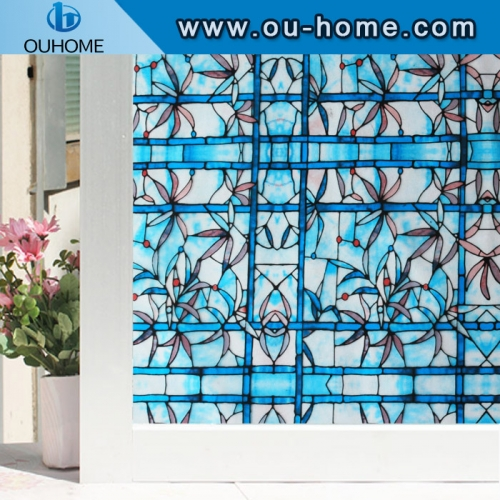 H2211 Popular frosted electrostatic glass film