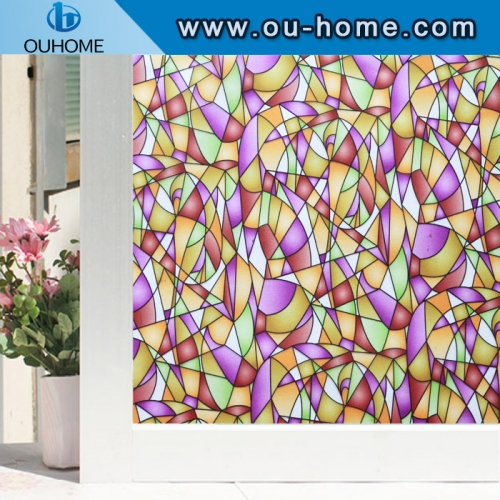 H2208 Frosted glass window static film
