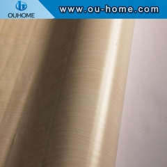 Furniture decorative wood grain pvc film