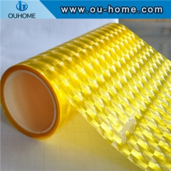BT920 Self Adhesive 3D Cat Eyes PVC decorative Film