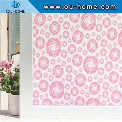 H829 PVC Decorative static cling protective film