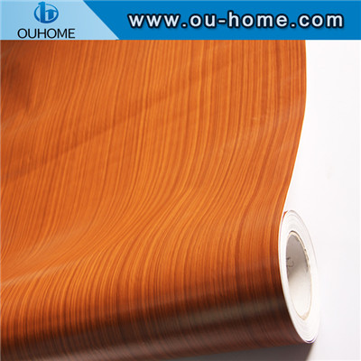 PVC Wood grain decorative material film