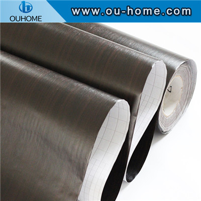 Wood grain furniture decorative PVC film