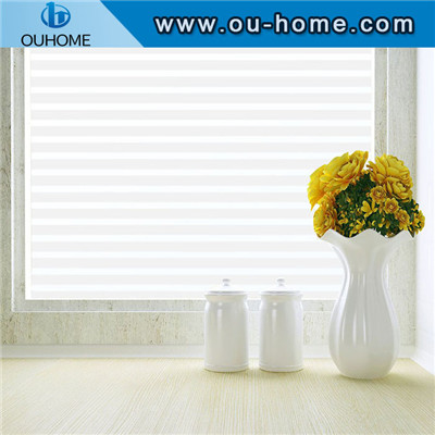 BT901 Pvc Decoration static Window Film For