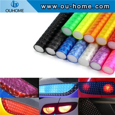3D cat eye Self-adhesive car wrap light protection film