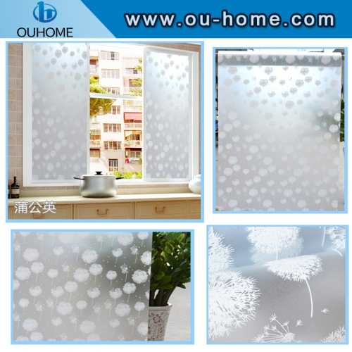 BT803 Home window tinting frosted glass film