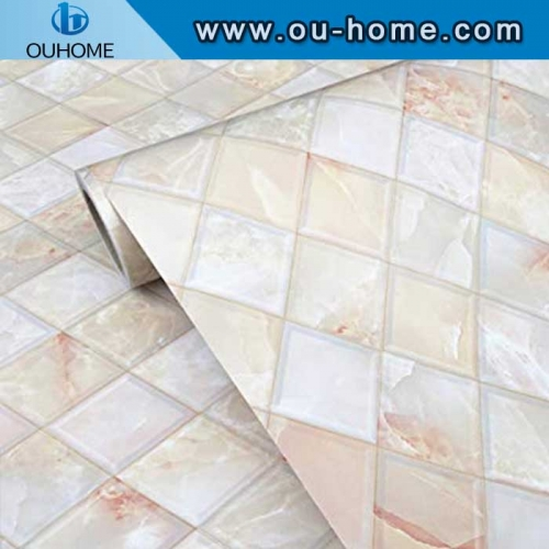 Marble Stone Brick Sticker Home Decoration