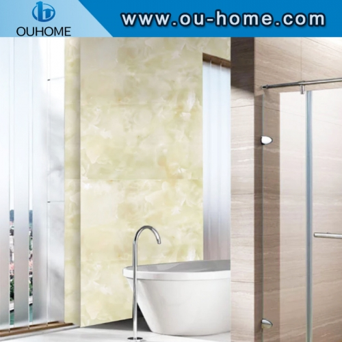 PVC waterproof wallpaper cabinet table countertop furniture renovation stickers