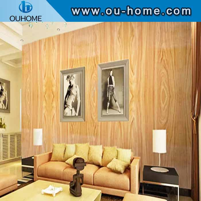 Self Adhesive Sticker Wood Grain PVC Film