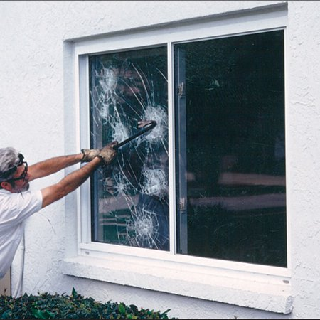 Security Window Film: Home Security System