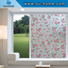 9102 Self adhesive decorative stained glass window film